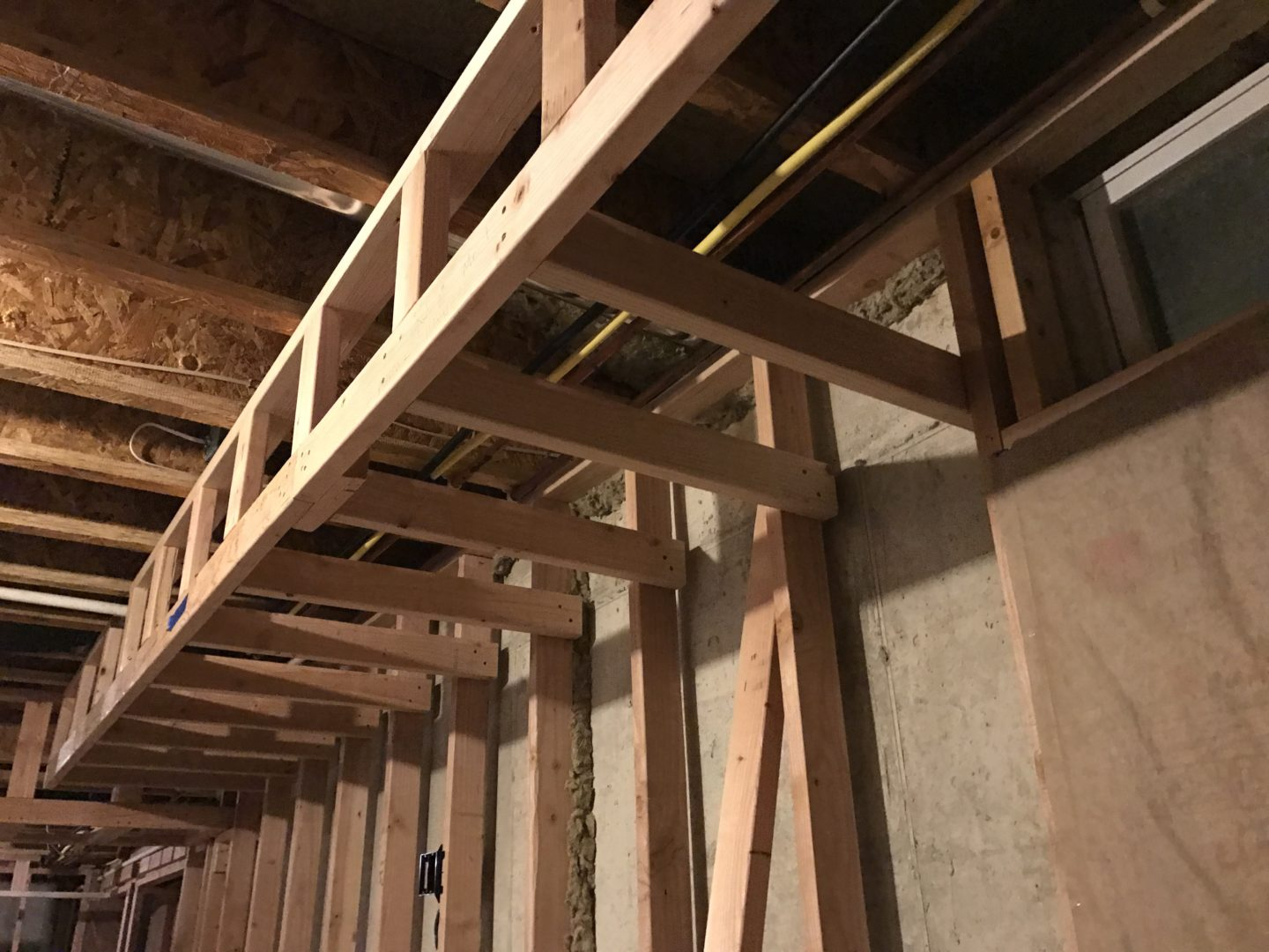 Framing Soffiting Scf Architecture